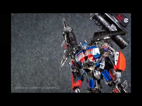 Transformers Movie: Power Up Prime Grinkrystal CUSTOM 1st Anniv Edition