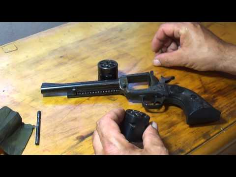colt new frontier cylinder fitting testing