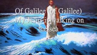 On The Sea Of Galilee With Lyrics By; Lyn Alejandrino Hopkins