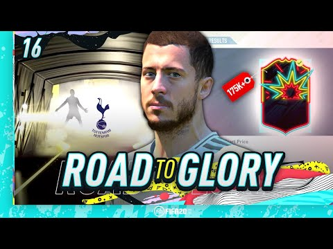 FIFA 20 ROAD TO GLORY #16 - HUGE OTW PURCHASE!