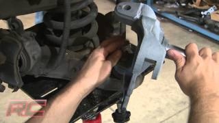 "Installing 1982-2004 Chevrolet S10 2""/2.5"" Lowering Kit by Rough Country"