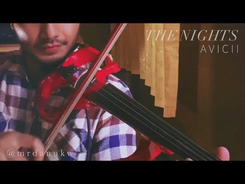 The Nights [ Avicii ] - electric violin cover