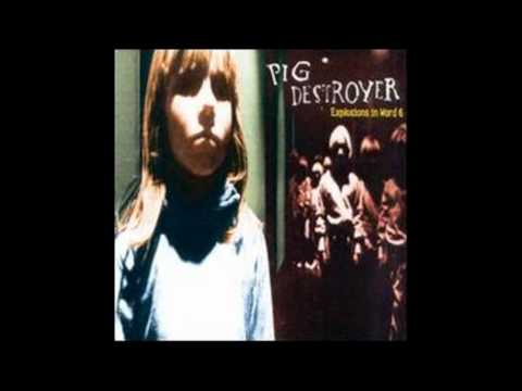 Pig Destroyer - Honeymoon