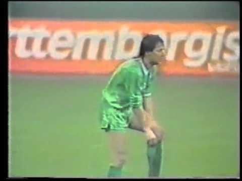 Werder - Spartak M. UEFA Cup - 1987/88 (6-2)