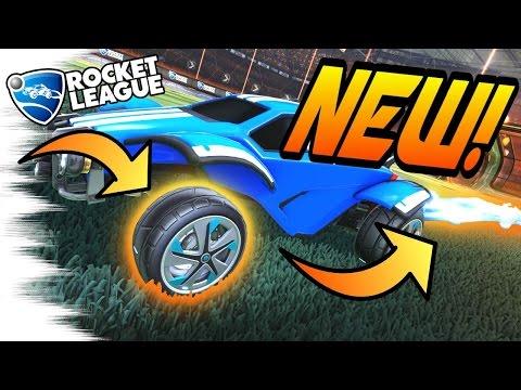 Rocket League UPDATE - SUPER RARE WHEELS/BOOST Coming Soon! (Rocket League Tips, Trading, News)