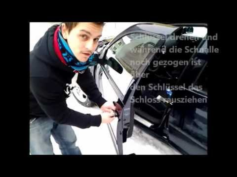 schlie zylinder wechseln vw golf 4 iv 1j1 bj 1998 aus einbauanleitung youtube. Black Bedroom Furniture Sets. Home Design Ideas