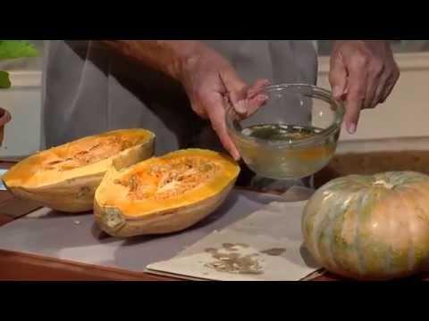 Central Florida Gardening - Calabaza Squash