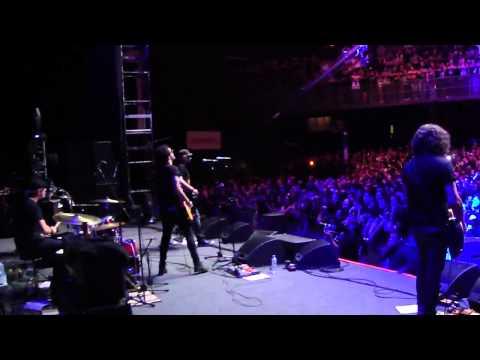 """PORN QUEEN - """"Man in the Box"""" @ Rio de Janeiro / Brazil (Slash Tour 2012)"""