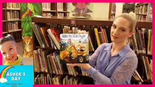 PRESCHOOL STORY TIME  (CONSTRUCTION VEHICLES) Bedtime with Asher