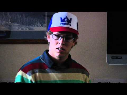 Why you should wear a helmet with Kevin Pearce