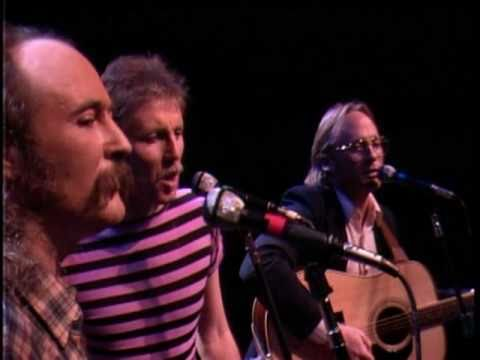 Crosby, Stills & Nash (live) -  Suite: Judy Blue Eyes video