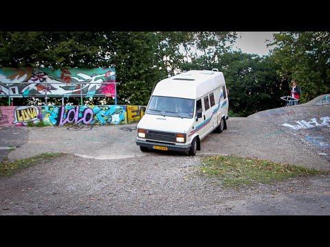 Driving Living Room Camper tour (Bart Buikman, Tom de Jong, Dominique van den Oord)