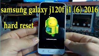 factory reset samsung galaxy J120F j1 6 2016 hard reset