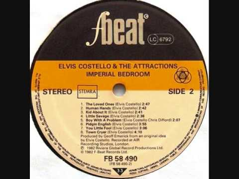 Elvis Costello - Kid About It