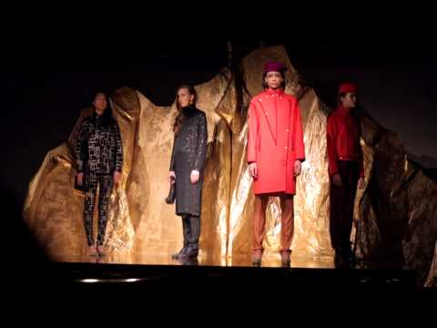 STINE GOYA AUTUMN/WINTER 2013 VIDEO