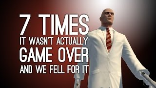 7 Times It Wasn't Actually Game Over and You Totally Fell For It