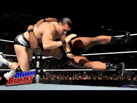 Big E Vs. Alberto Del Rio: Wwe Main Event, April 22, 2014 video