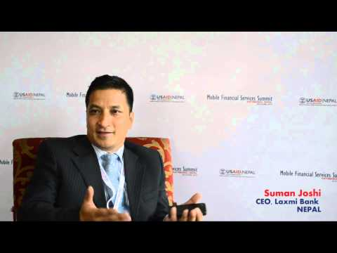Nepal MFS Summit |  Suman Joshi, CEO - Laxmi Bank