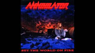 Watch Annihilator Sounds Good To Me video