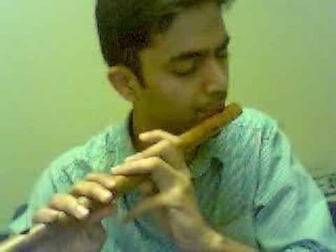Flute - Hero (Old Indian Movie)