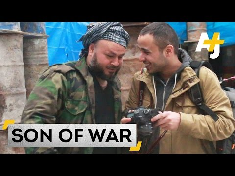Son Of War – Photojournalist Risks His Life To Capture Conflicts