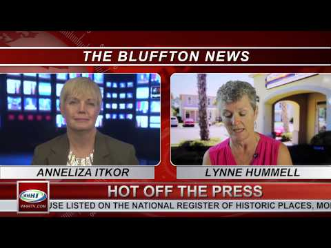 "WHHI-TV's ""The Bluffton News"" 