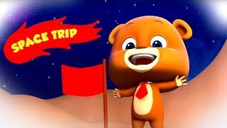 Space Tripping | Fun Videos For Children | Kids Cartoons For Babies