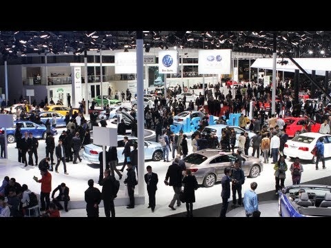 Auto Shanghai 2013: Highlights