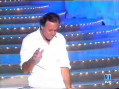 Julio iglesias 2003 TVE Como han pasado los años