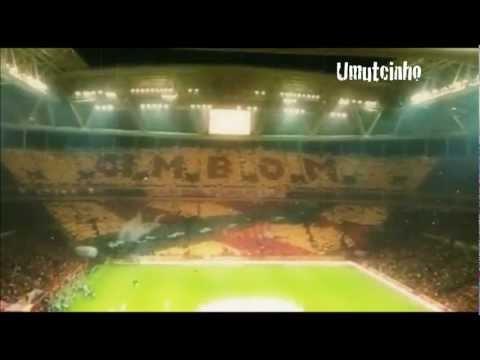 Galatasaray be�ikta� 3d koreografi cimbom ba�i dik y�r�r !