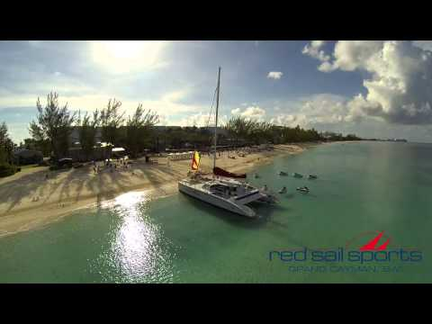 Welcome to Red Sail Sports Grand Cayman!