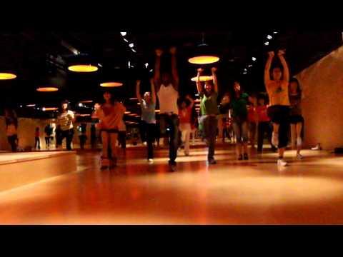 20111017-Bollywood dance(Its time to disco kal ho naa ho (eng...