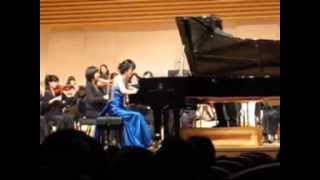 랩소디인블루_1George Gershwin-Rhapsody in blue(1)  pianist Eunhae PARK  at Sungnam ART Center