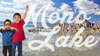 America's Best BBQ on the way to Mammoth Lakes (Mono Lake): Travel with Kids