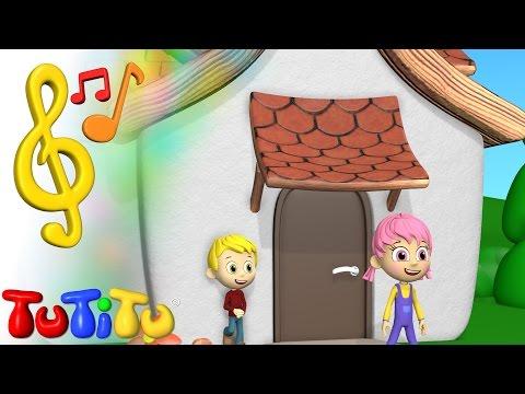 Zabawki TuTiTu Piosenki Po Angielsku Dla Dzieci | Dom | Nauka Angielskiego Dla Dzieci