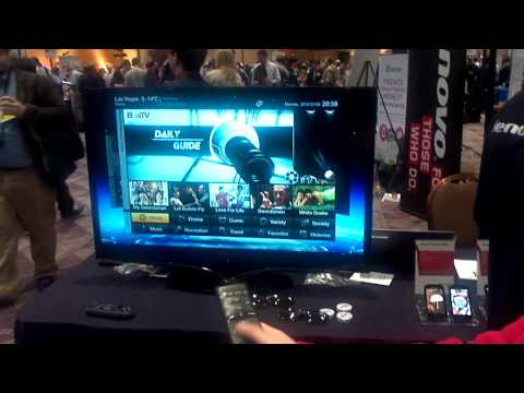 Demo Lenovo IdeaTV K91