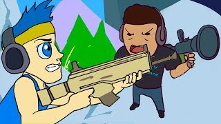 Fortnite Animation | Ninja, Myth, Avxry Fortnite Battle Royale Animation Compilation