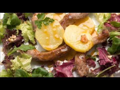 Receta de Montaditos de cerdo con salsa agridulce