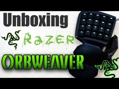 Unboxing |Razer Orbweaver En Español (Regalos Razer HOY)