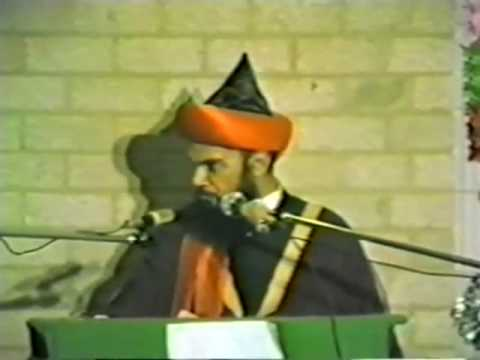 Hazrat Syed Maulana Hashmi Mian Gives A Speech About Imaam Hussain R A Part 5 video
