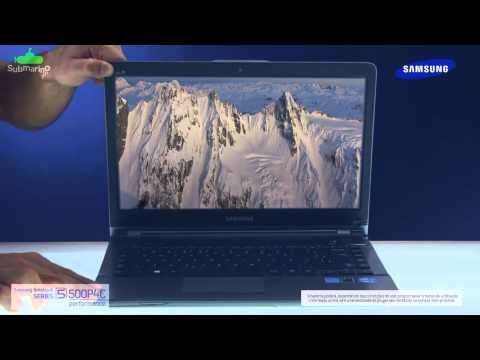 Notebook Samsung 500P4C   Submarino.com.br