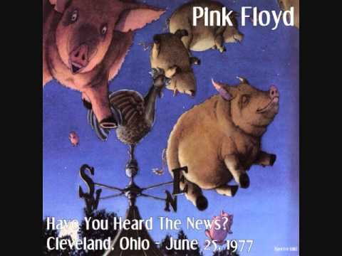 Pink Floyd - (Have You Heard the News?) Live at Municipal Stadium 6/25/1977 [World Series of Rock]
