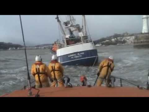 Dungeness RNLI Lifeboat - 10 February 2010