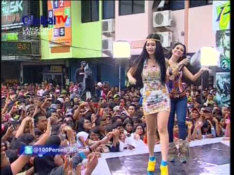 Download Lagu 2 RACUN Live At 100% Ampuh (05-01-2013) Courtesy GLOBAL TV MP3 Free