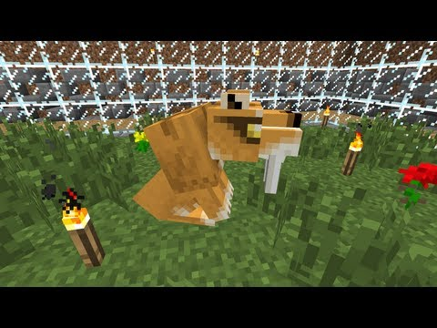 Minecraft Dinosaurs - Part 18 - Charles settles down.