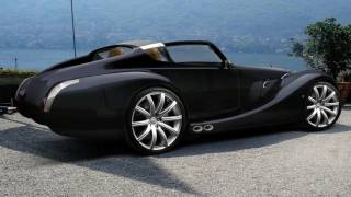 Morgan Cars 2017