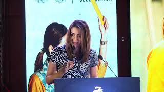 Actress Trisha cute speech in 96 movie 100 day celebration