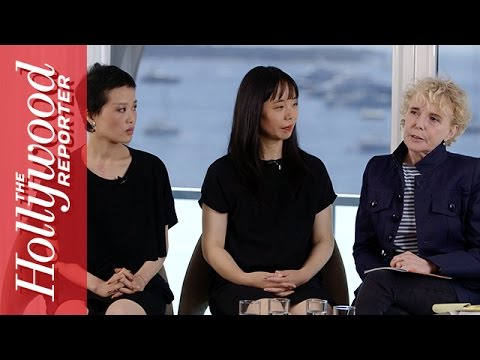Cannes: Claire Denis, Liu Shu & Liang Ying Full Women In Motion Panel (Video)