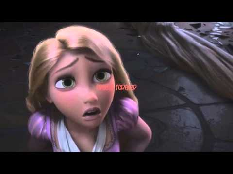 Rise of the Frozen Tangled Daughters - Rapunzel's frozen heart