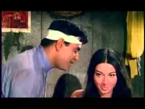 Rafi & Lata   Rim Jhim Ke Geet Sawan   Anjaana 1969